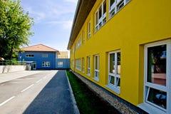 School building Stock Image