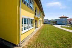 School building Stock Photography