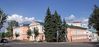 School building in Penza Stock Photos