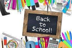 School/bureaulevering Stock Foto's