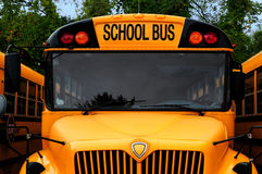 School Bus 01 Stock Image