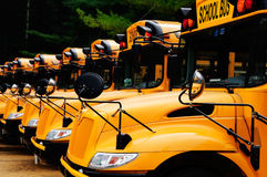 School Bus 02 Royalty Free Stock Photography