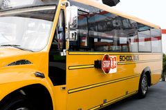 A School Bus Stock Photography