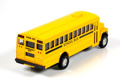 School Bus. Toy School Bus Royalty Free Stock Photos