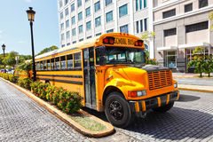 Free School Bus Royalty Free Stock Photo - 25154035