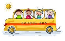 Free School Bus Stock Photo - 49133890