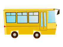 School bus. The bus for the children. Stock Image