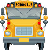 School Bus royalty free illustration