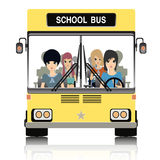 School bus. Stock Image