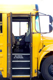 School Bus Door Stock Photography