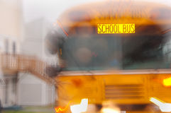School Bus Image Royalty Free Stock Image