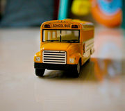 School bus   mini Stock Images