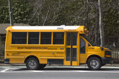 School bus in New York Stock Photos
