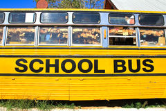 School Bus. Stock Photos