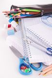 School or business supplies Royalty Free Stock Images