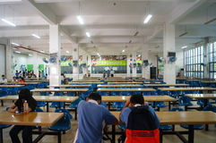 School cafeteria Stock Photography