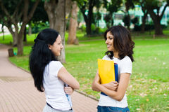 School campus Stock Photography
