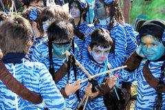 School Carnival Avatar Stock Photo