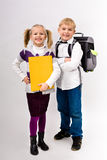 School children Royalty Free Stock Image