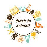 School children background with place for text Stock Photos