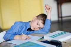 School. children learn in school. training students Royalty Free Stock Photos