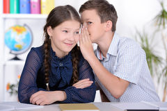 School Children Royalty Free Stock Photography