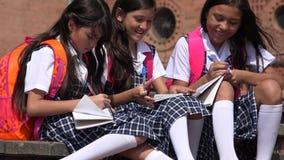 School Children Wearing School Uniforms Stock Photos