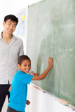 School chinese language Stock Photography