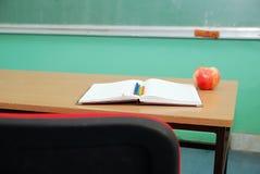 School classrom. School classroom - back to school Royalty Free Stock Image
