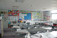 School Classroom Stock Images