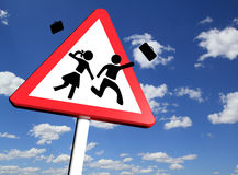 School closed concept Royalty Free Stock Images