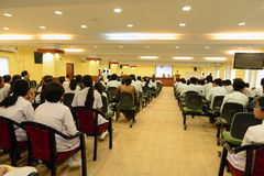 School & Collageconferentie Royalty-vrije Stock Foto