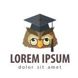 School, college, university vector logo design Stock Photo