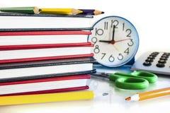 School composition Stock Image