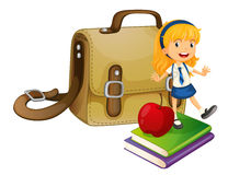 School concept Royalty Free Stock Photography