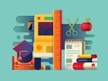 School concept item Stock Photo
