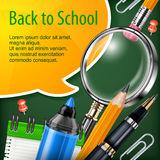 School concept Stock Photography