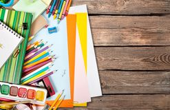 Free School Craft Stock Images - 59857944