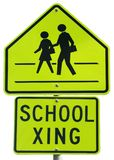School Crossing Stock Photos