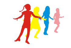 School dance Stock Photo