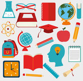 School design Stock Photography