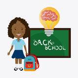 School design. Royalty Free Stock Image