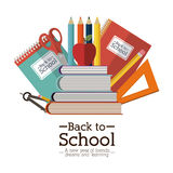 School design Royalty Free Stock Images