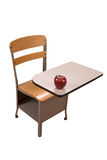 School desk Stock Photo
