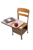 School desk Stock Photography