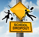 School Dropout Royalty Free Stock Images