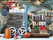 School, Education Stock Photo