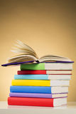 School and Education - Books Stock Photos