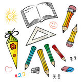 School, education Royalty Free Stock Photography
