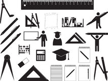 School and education Stock Images